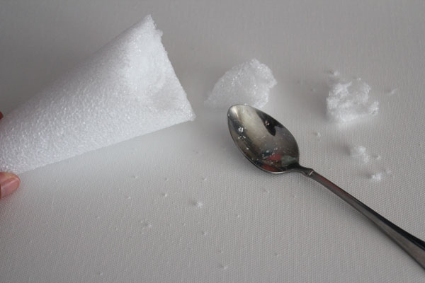 carve away foam