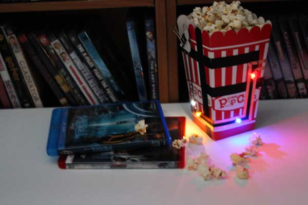 LED-Popcorn-box