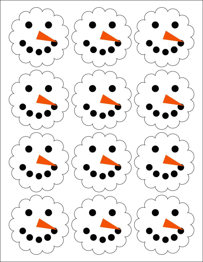 snowman-face-labels