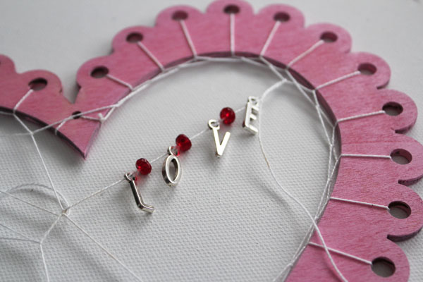 add letter beads