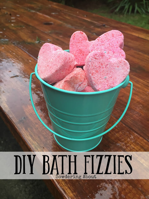 Bath fizzies title