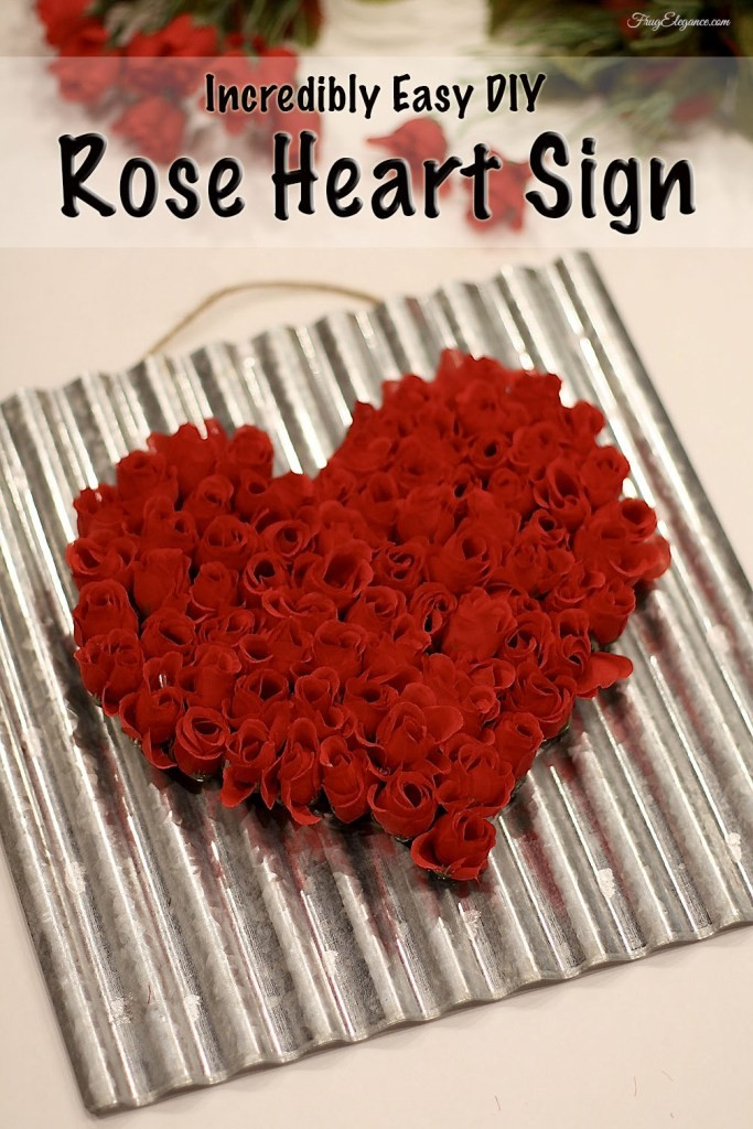 Rose Heart Sign