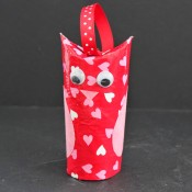 Valentine Owl from East Coast Crafts
