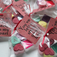 you've left a stamp on my heart valentine