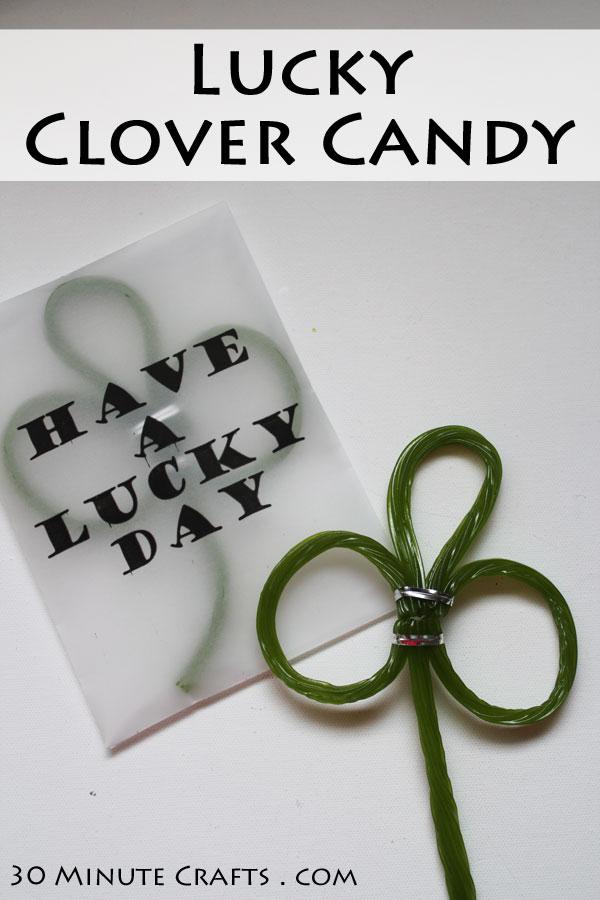 Lucky Clover Candy