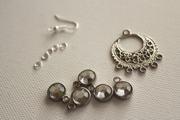 parts for earring