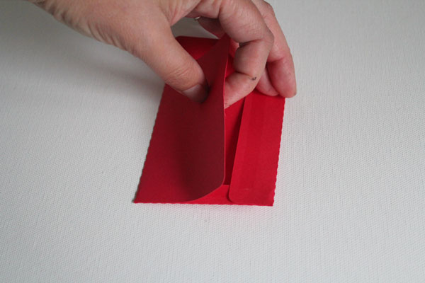 tape flaps
