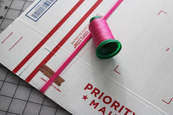 wrap around box