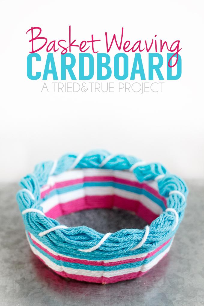 Cardboard-Basket-Weaving-for-Kids-11