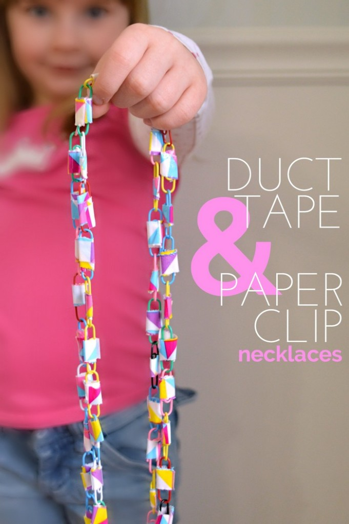 How-to-Make-Duct-Tape-and-Paper-Clip-Necklaces