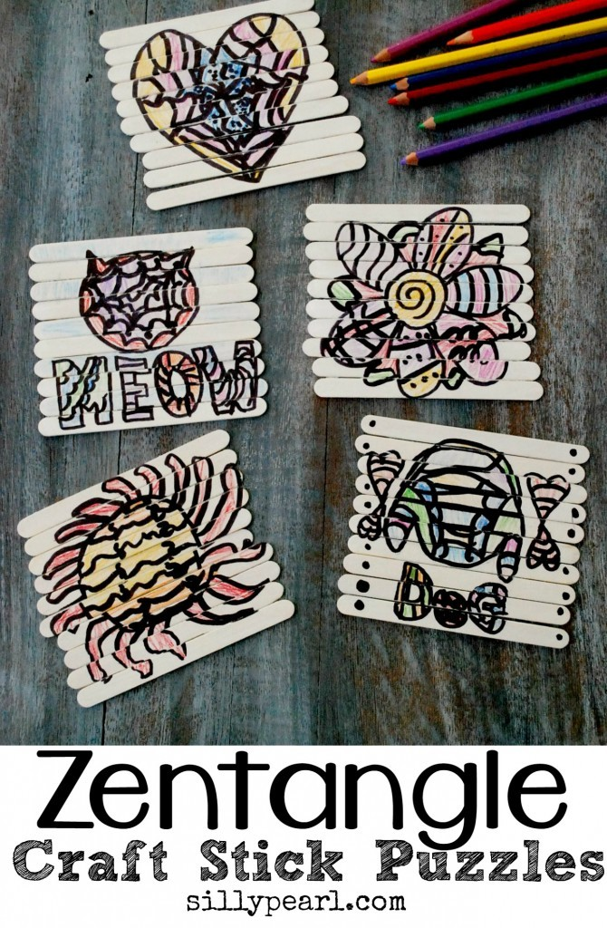 Zentangle-Craft-Stick-Puzzles-Kids-Craft-The-Silly-Pearl-1-670x1024