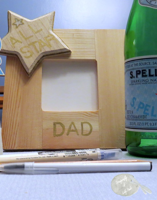 2016 D&LP Craft Lightning Fathers Day Markers and Stencils