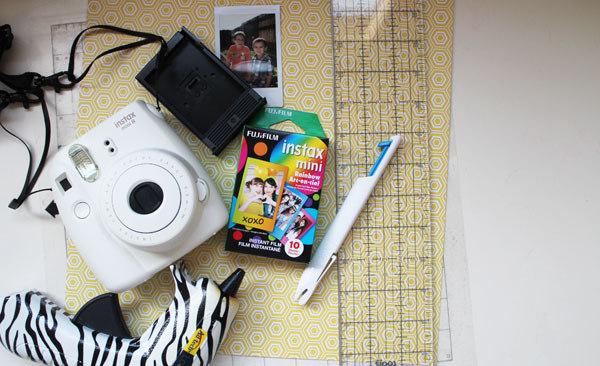 supplies for instax cartridge photo frame