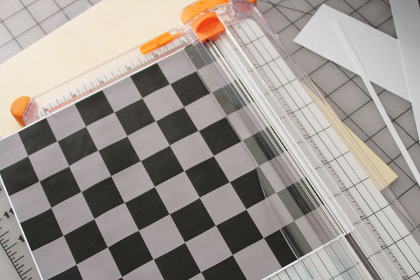 trim checkerboard