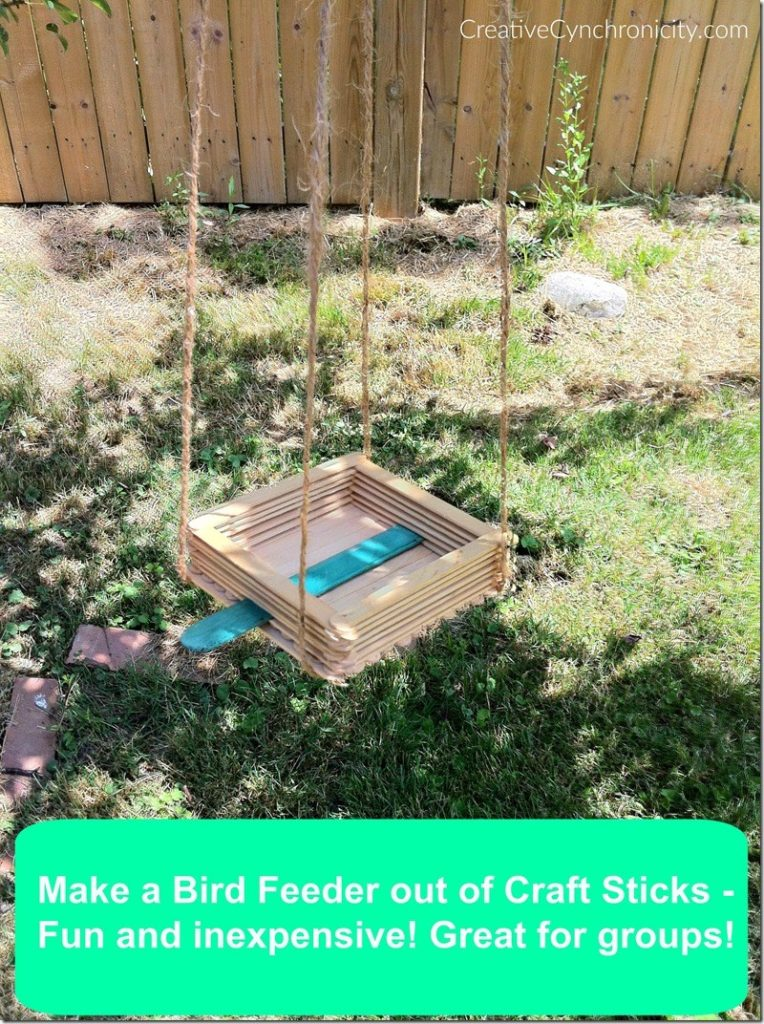 Make-a-bird-feeder-out-of-craft-sticks.-Perfect-for-kids.-Inexpensive-for-groups-Scouts-Vacation-1