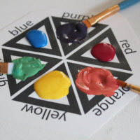 mix paints