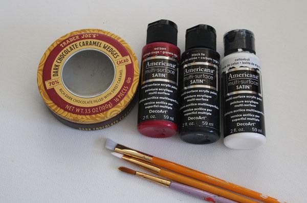 supplies for pokeball - pokemon craft