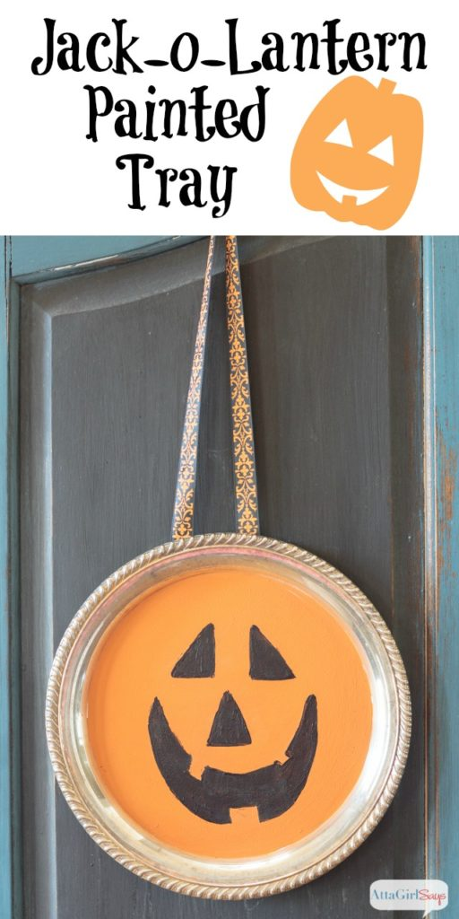 pinnable-jack-o-lantern-painted-tray