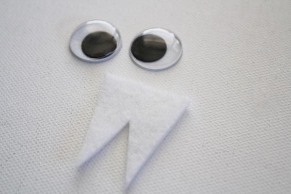 teeth and eyes