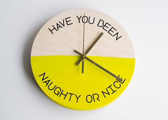 modern-clock