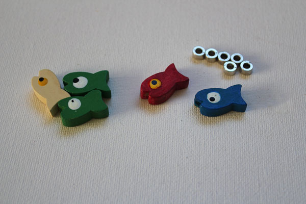 beads and spacers