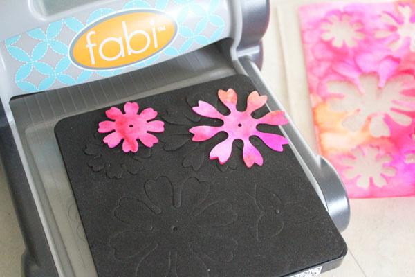cut flower pieces