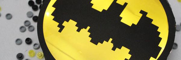 Make a Lego Batman Movie Bat Signal