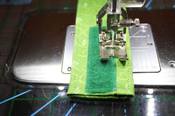 stitch on velcro