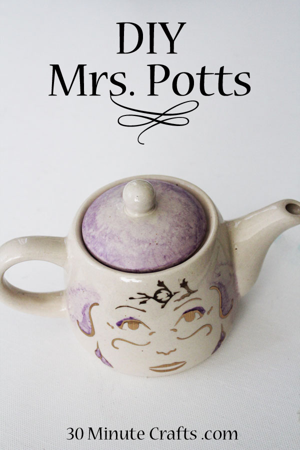 DIY Mrs Potts