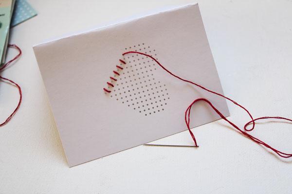 stitch card