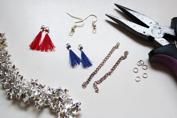 earring supplies