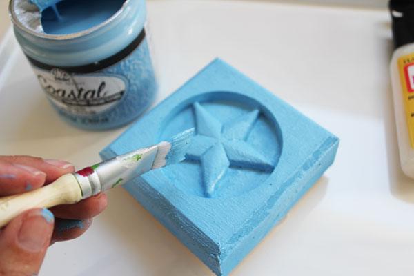 paint with coastal paint