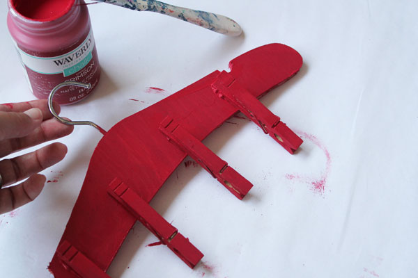 paint hanger