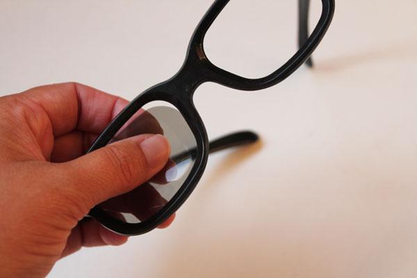 pop out lenses