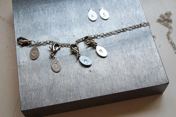 finished behavior bracelet