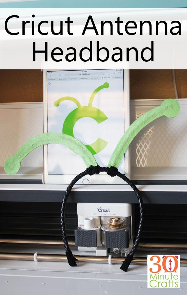Cricut Maker Antenna Headband