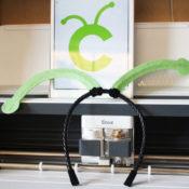 DIY Cricut Antenna Headband
