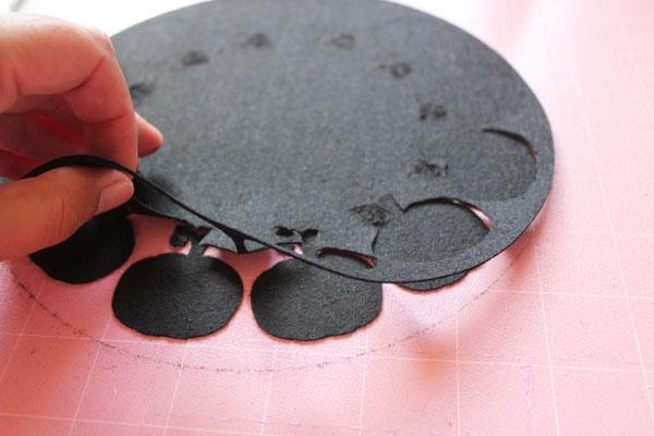 peel off mat