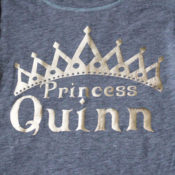 Custom Princess Shirt