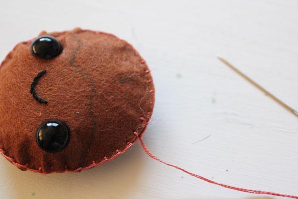 stitch closed