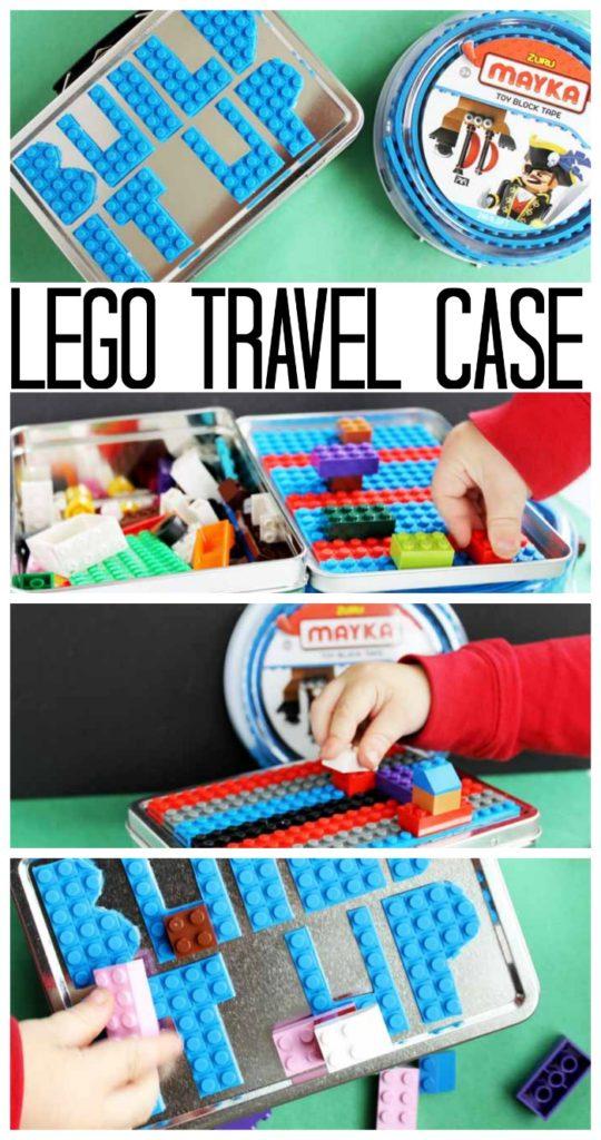 lego travel case