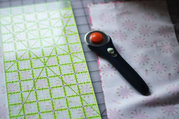 trim up fat quarters