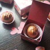 Finished Mini Chocolate Box