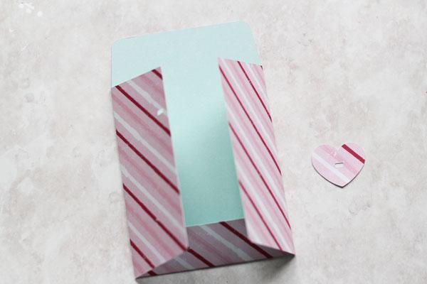 folded envelope