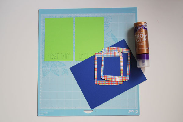 supplies for photo frame