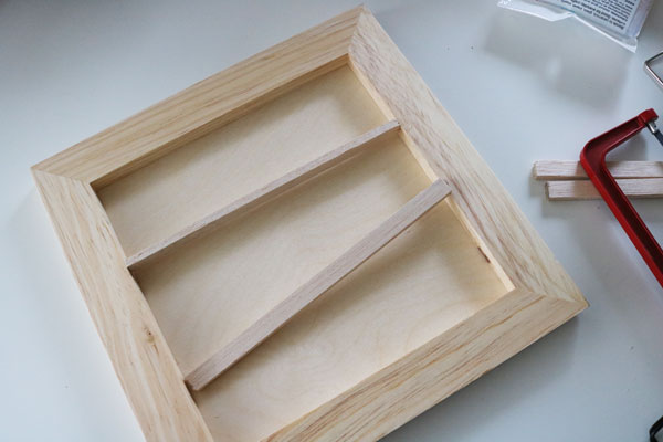 dry fit shelves