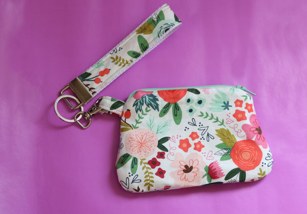DIY Coin Purse made with the Cricut Maker