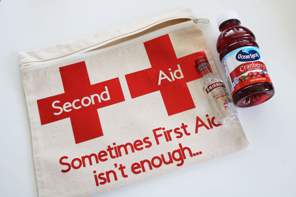 the second aid kit