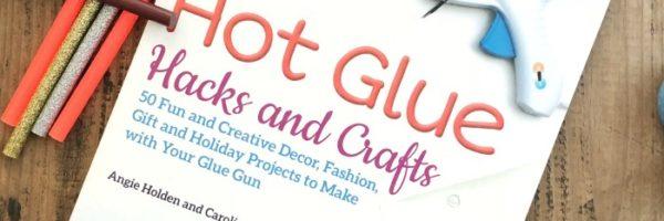 hot glue craft book