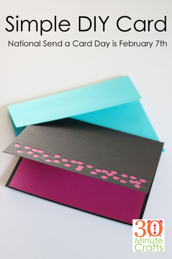 National Send a Card to a Friend Day is February 7th